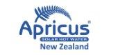 Apricus solar hot water logo